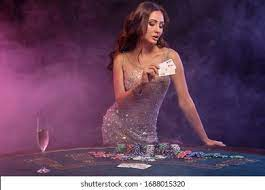 Casino Girl Images, Stock Photos & Vectors | Shutterstock
