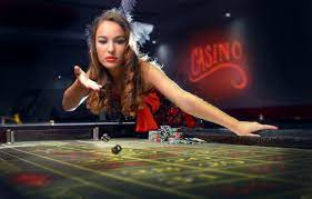 Casino Girl Wallpapers - Top Free Casino Girl Backgrounds - WallpaperAccess
